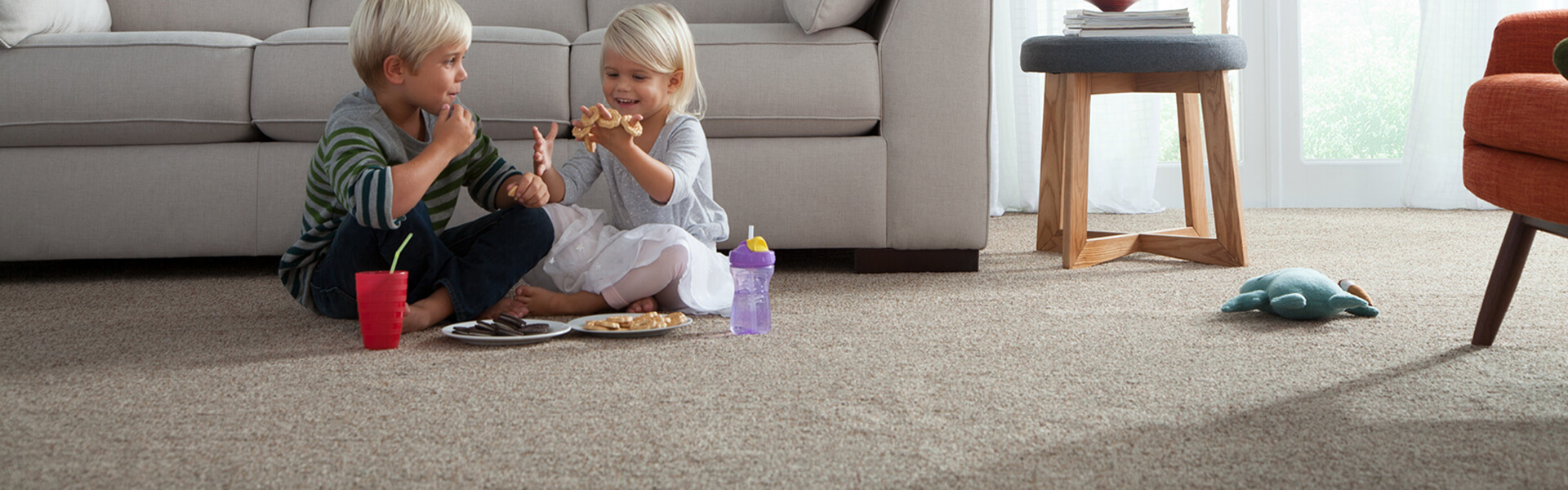 The Best Flooring in a Home with Kids