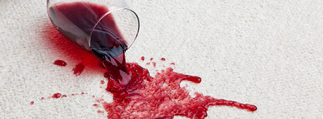 How to Get 5 of the Most Common Stains Out of Your Carpet