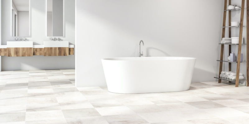 The 3 Best Flooring Options for Your Bathroom