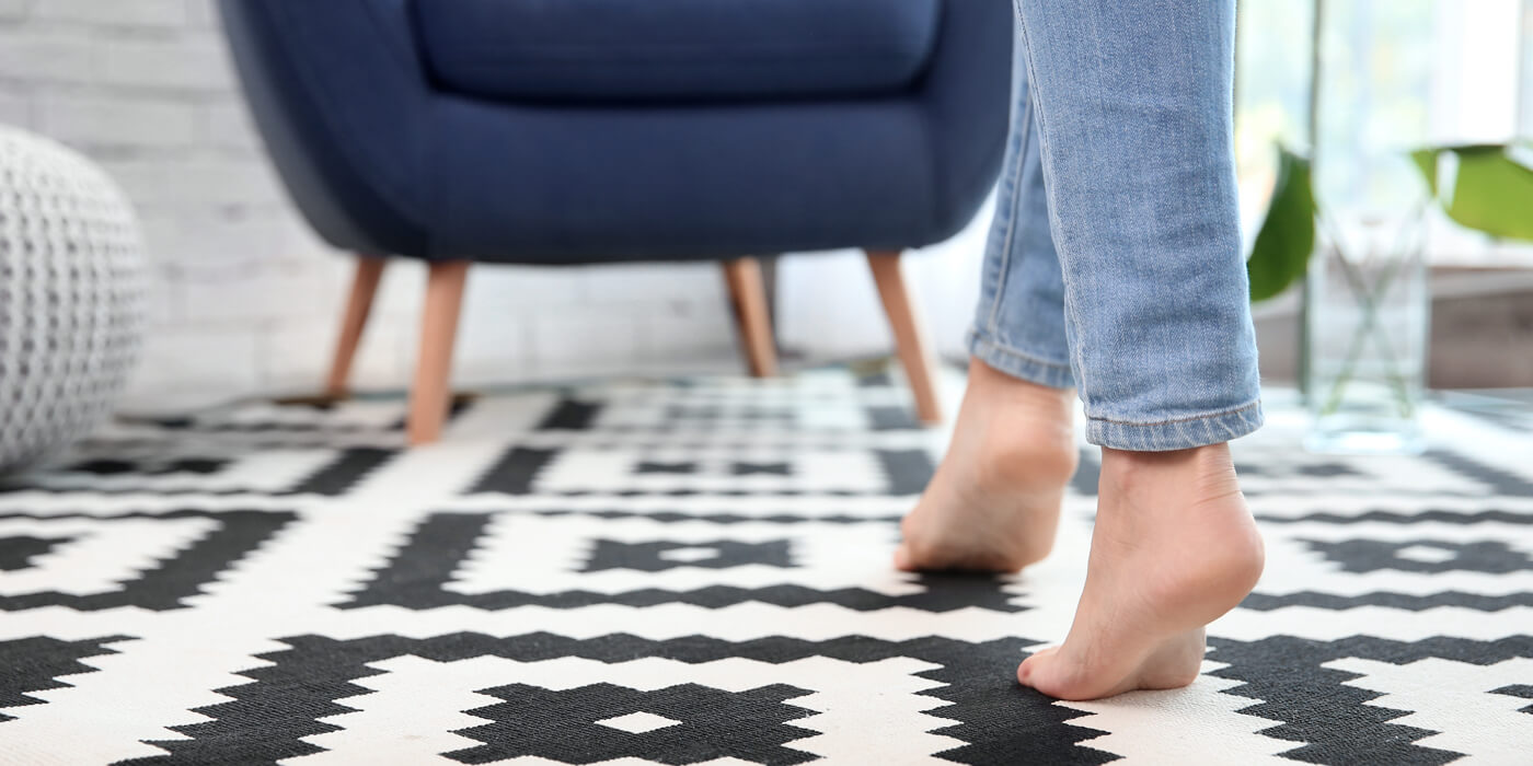 Add Interest to Any Room with Patterned Carpets