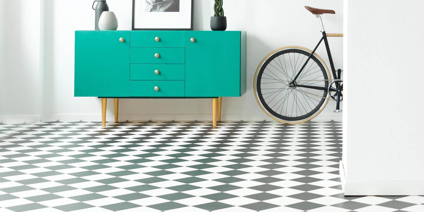 Trendy Tile Patterns in Unique Spaces