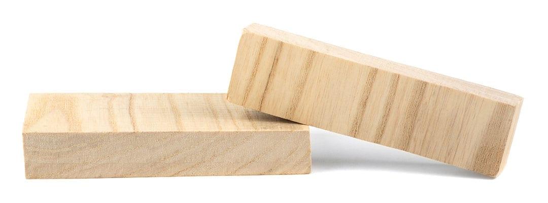 length of 2 x 4 wood