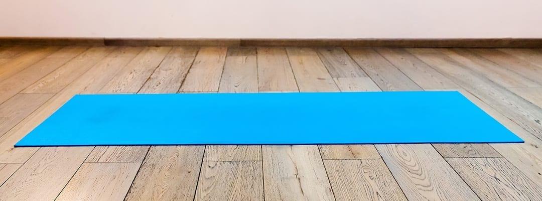 wood look flooring for gym